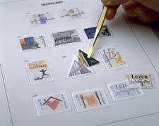 DAVO 1147 Luxe inhoud postzegelalbum  Suriname II Rep.1990-2006