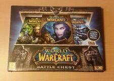 World of Warcraft Battle Chest Original Game Box Case