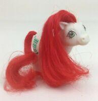 Baby Stockings Hasbro My Little Pony G1 White Stocking Toy Figure Vintage 1984