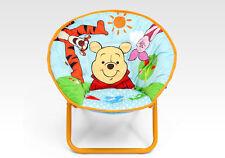 Winnie The Pooh Saucer Chair Orange TC85847WP by Delta Children