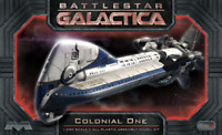 Moebius Models kit 945 Battlestar Galactica Colonial One 1/350