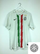 JUVENTUS 10/12 Away Football Shirt (L) Soccer Jersey Nike