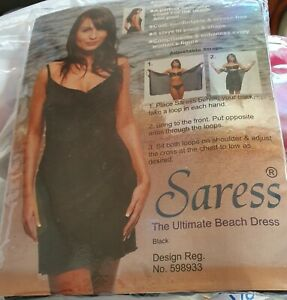 Saress Beach Dress / Swimwear Cover 14/16