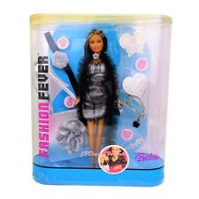 2005 Barbie Fashion Fever Drew Styles For 2 Doll H0915 Gift Set