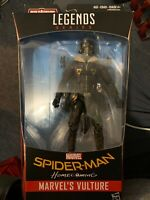 """SPIDER MAN HOMECOMING   MARVEL'S LEGENDS 6"""" VULTURE ACTION FIGURE   BY HASBRO  """