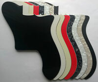 Telecaster Deluxe Pickguard Blank - various colours 3 4 ply - 72 RI US Tele