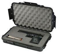 Waterproof Handgun Case Pistol Case with Pre-cubed Foam Elephant Elite EL012 Gun