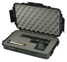Waterproof Handgun Case Pistol Case with Pre-cubed Foam Elephant Elite EL012 Gun