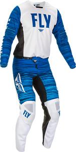 Fly Racing Kinetic Wave Jersey & Pant Combo Set MX Riding Gear Rockstar ATV 2022
