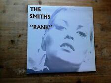 The Smiths Rank 1st Press Excellent Vinyl Record ROUGH 126