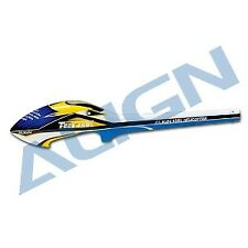 Align T-Rex 450L Speed Fuselage - blue and white  HF4509