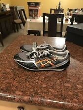 Asics Men's Turbo Jump Track Cleats with Spikes - Size 9.5