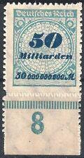 """Korbdeckel MiNr. 330BP mit Korrektur Plattenfehler """"PE1"""" und KURZBEFUND"""