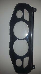 S14 OEM Cluster Clear Lens Cover Gauge Nissan Fit 95 98 bezel 240SX Silvia JDM