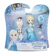 Disney Frozen Little Kingdom Princess Elsa and Olaf Figure Doll Toy