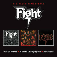 The Fight - War Of Words / A Small Deadly Space / Mutations [New CD] UK - Import