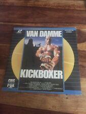 Laserdisc Neuf: Van Damme Kick boxer / Blister