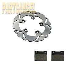 Rear Brake Rotor + Brake Pads for Suzuki GSXR 750 1996-2003 2002 2001 2000 1999