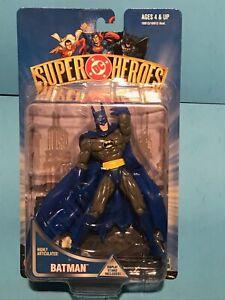 HASBRO DC SUPER HEROES BATMAN ACTION FIGURE! NM!