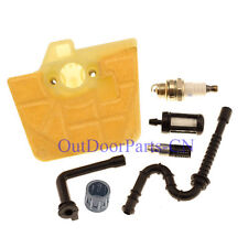 New Air Filter Oil Fuel Line Filter kit for STIHL 036 MS340 MS360 Chainsaw