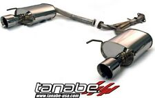 Tanabe Medalion Touring Catback Exhaust for 2006-2011 Lexus GS300 GS350 GS430