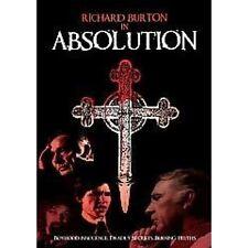 Absolution (DVD, 2008) Richard Burton-Dominic Guard-Catholic-School-Murder-1979