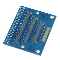 Pin Pitch Adapter PCB FPC Board 2.0-3.5inch TFT LCD SMD To DIP  0.5mm To 1.2mm