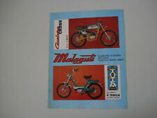 advertising Pubblicità 1971 MALAGUTI CAVALCONE CROSS 50