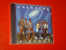 JACKSONS - VICTORY - MICHAEL JACKSON - CD SEALED 1984 CBS EPIC PRINTED HOLLAND