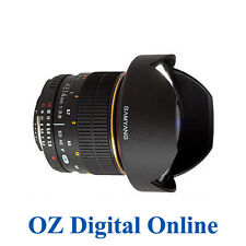 New Samyang AE 14mm f/2.8 ED AS IF UMC Aspherical for Nikon