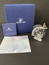 Swarovski Crystal Collector's Society Blue Tang Fish-Clear Figurine 9100000067