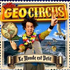 Atlas Geocircus - Le Monde Est Petit [New CD] Canada - Import