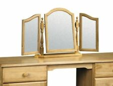 Pine Frame Rectangle Decorative Mirrors
