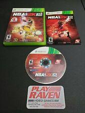 NBA 2K12 (Microsoft Xbox 360, 2011) Magic Johnson Cover