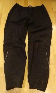 Novara Men's Black Bike Pants Size L