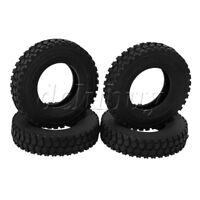 4Pieces RC 1:14 Rubber Tire Tyres with Dia 86mm for TAMIYA RC 1:14 Truck