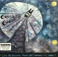 Counting Crows :New Amsterdam: Live at Heineken Music Hall /2003 ( New)