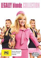 Legally Blonde 1 + 2 + 3  DVD R4