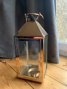 Large Copper Lantern - BNIB - 3 available - Free postage