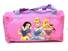 Disney Princess Large Duffle Bag Sports Bag Travel Bag. Authentic Brand New.