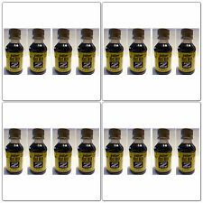 12 PACK CASE ZATARAIN'S ROOT BEER EXTRACT straight from new orleans 60 gallons!