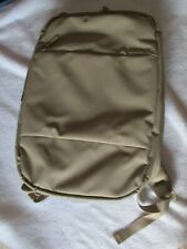 Incase City Backpack - Rare Khaki Colour - NEW without TAGs
