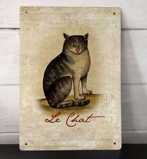 Aluminium French Decorative Plaques & Signs
