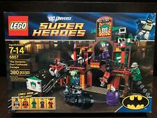 Lego 6857 The Dynamic Duo Funhouse Escape -Retired Set -ToysRUs Exclusive! New!