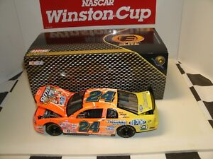 #24 JEFF GORDON 1999 NASCAR RACERS ACTION ELITE 1/24 SCALE --THE BEST MADE