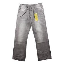 CFL Damen Hose Stretch Jeans weites Bein used Chinohose Chinos grau XXL 403665