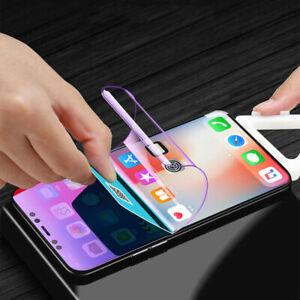 For Huawei Mate 20 X Pro Lite Anti-Purple Screen Protector Full Cover Film Lot