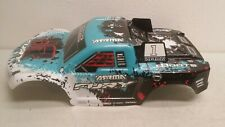 ARRMA Painted Body BLUE  Fury Short Course Truck Shell