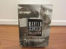 Martin Scorsese Collection (5-Pack) (5 Dvd Set) Goodfellas, Mean Streets Sealed