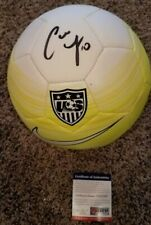 Carli Lloyd Signed Team USA Nike Soccer Ball (PSA/DNA COA and Carli Lloyd Holo)